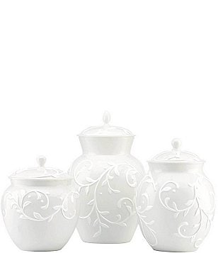 Lenox Kitchen Canisters | Dillards