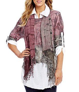 Women's Casual & Dressy Tops & Blouses | Dillards