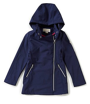 Michael Kors Blue Big Girls' Coats, Jackets & Vests 7-16 | Dillards