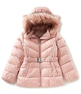 MICHAEL Michael Kors Big Girls' Coats, Jackets & Vests 7-16 | Dillards