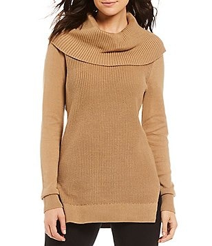 MICHAEL Michael Kors Tan Women's Sweaters, Shrugs & Cardigans ...