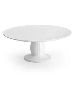 Mikasa Antique White Porcelain Footed Cake Plate  sc 1 st  Dillardu0027s & Mikasa Home: Kitchen Dining u0026 Bedding   Dillards