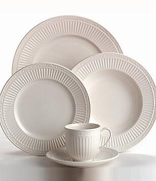 Mikasa Italian Countryside Ridged Floral Stoneware 5-Piece Place Setting  sc 1 st  Dillard\u0027s & Mikasa Casual Everyday Dinnerware: Plates  Dishes \u0026 Sets | Dillards