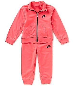 nike outfits for girls. nike baby girls 12-24 months track jacket \u0026 pant set outfits for