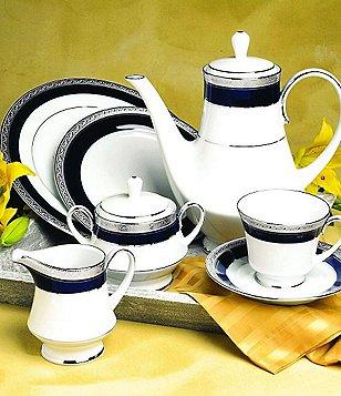 Noritake Crestwood Cobalt Platinum Dinnerware & Noritake Casual Everyday Dinnerware: Plates  Dishes \u0026 Sets | Dillards