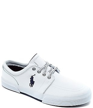Polo Ralph Lauren Men\u0027s Faxon Low Casual Sneakers
