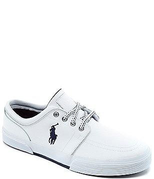 Polo Ralph Lauren Men\u0027s Faxon Low Casual Sneakers