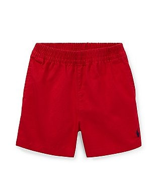 Ralph Lauren Childrenswear Baby Boys 3-24 Months Classic Twill Shorts