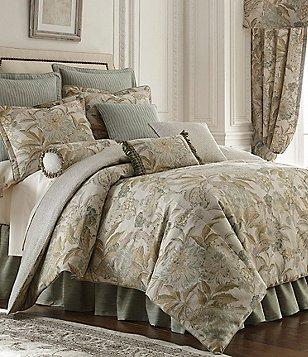 rose tree antibes floral u0026 animalprint comforter set - Down Comforters
