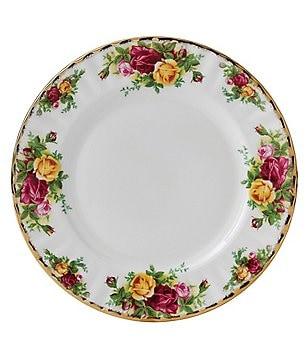 Royal Albert Old Country Roses Salad Plate  sc 1 st  Dillard\u0027s & Royal Albert Casual Everyday Dinnerware: Plates  Dishes \u0026 Sets ...