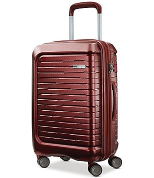 1b9eb0f8ed9055 Samsonite Silhouette 16 Soft Side Expandable Carry-On Spinner ...