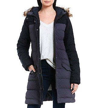 Barbour womens down coats