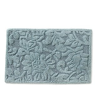 bathroom rugs clearance. Southern Living Floral Sculpted Cotton Bath Rug Sale  Clearance Home Personal Care Rugs