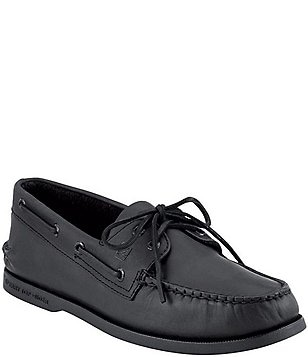 sperry black men s shoes dillards
