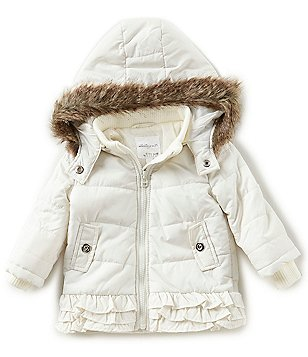 Baby Girl Coats & Cold Weather Accessories | Dillards