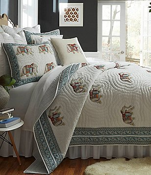Studio D Malabar Elephant Voile Quilt Mini Set. Home   Bedding   Quilts   Coverlets   Dillards com