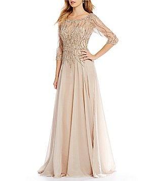 Long Wedding Dresses & Gowns | Dillards