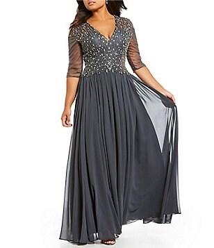 terani couture women's plus-size dresses & gowns | dillards