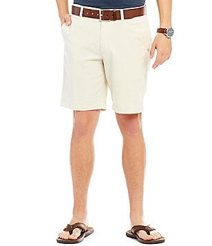 tommy bahama flatfront stretch offshore shorts
