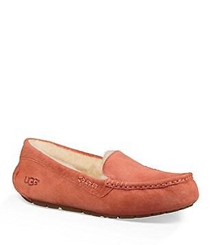 Ballet Flats Ballerina Shoes for Women On Sale, Dark Navy Blue, Suede leather, 2017, 3.5 4.5 7.5 Churchs