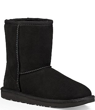 black youth ugg boots