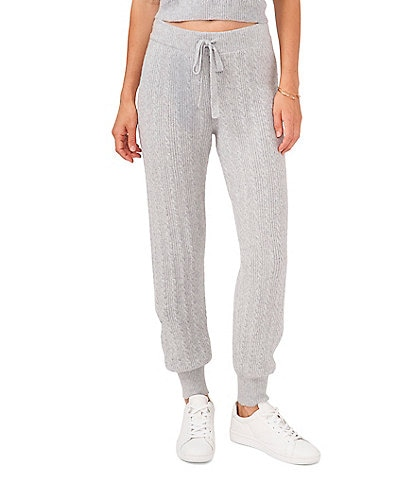 1. STATE Sweater Pull-On Jogger Pants