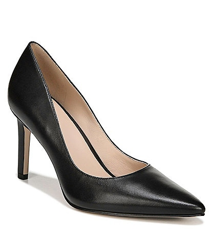 27 EDIT Naturalizer Alanna Leather Pointed Toe Pumps