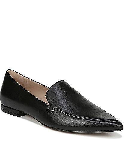 27 EDIT Hannah Leather Dress Loafers