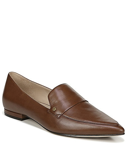 27 EDIT Harlie Leather Loafers