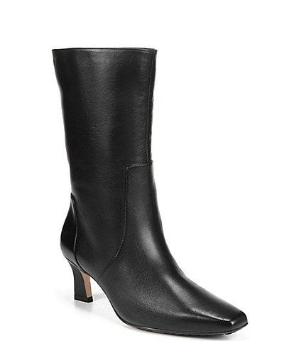 27 EDIT Naturalizer Savina Leather Booties