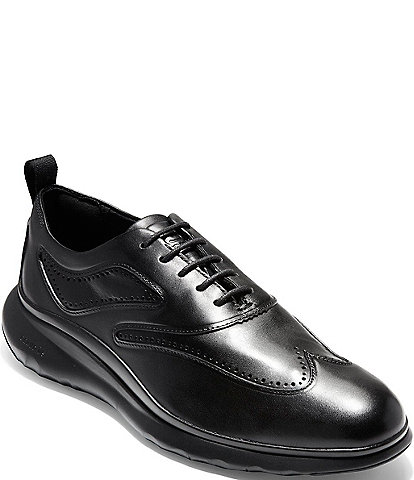 3.ZEROGRAND Leather Oxford