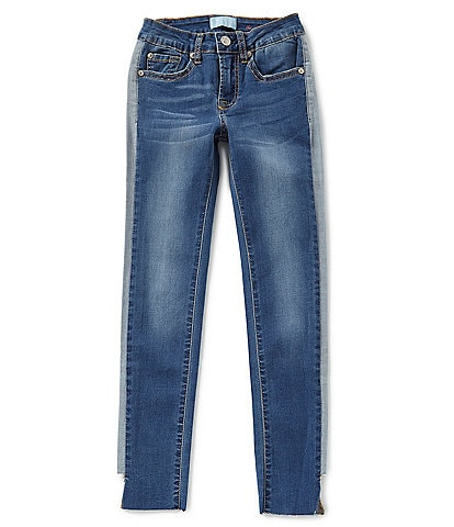 7 for all mankind Big Girls 7-14 Bair Skinny-Fit Five-Pocket Jeans