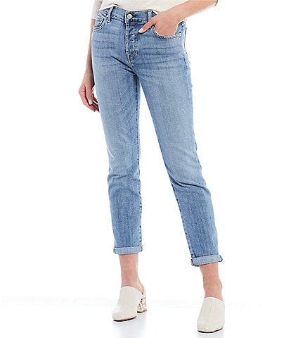 7 for all mankind Josefina Feminine Boyfriend Jeans