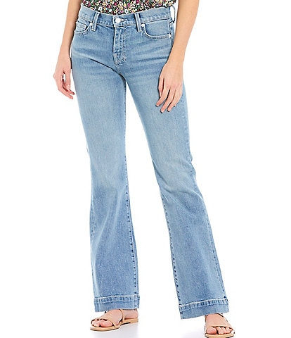 7 for all mankind Tailorless Dojo Mid Rise Trousers