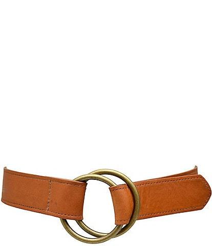 ADA 1.5#double; Josie Double Ring Belt