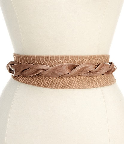 ADA Classic Wrap Leather Belt