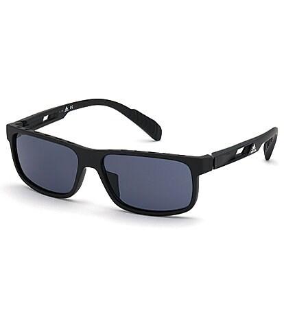 Adidas Men's Sport 0023 Square Sunglasses