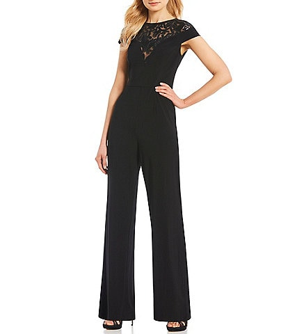Adrianna Papell Womens Jumpsuits Rompers Dillards