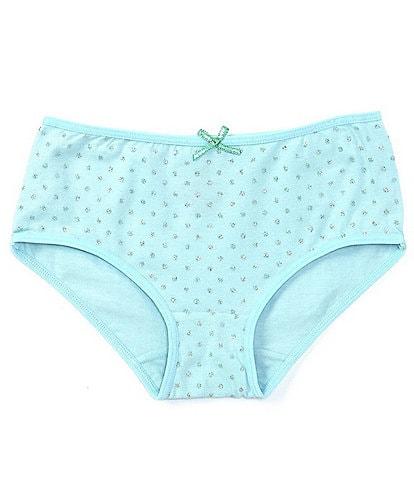Adventure Wear by Copper Key Little Girls 2T-5 Pink Dots Brief Panties