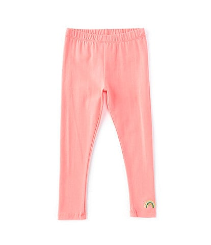 Adventure Wear by Copper Key Little Girls 2T-6X Rainbow Legging