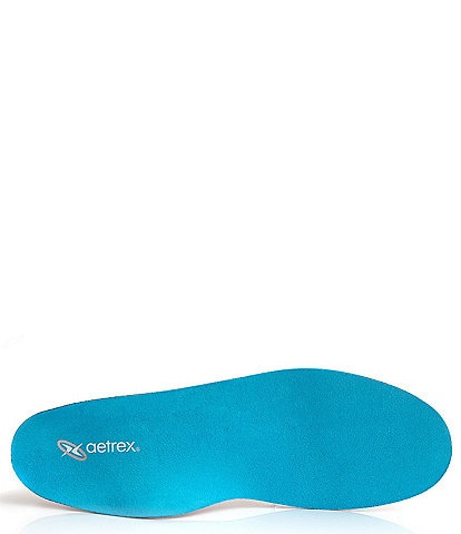 Aetrex Low Profile Thinsoles Orthotic Removable Insoles