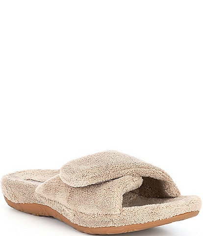 Aetrex Shelby Plush Slippers