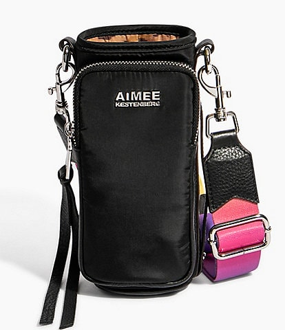 Aimee Kestenberg On Top Of The World Water Bottle Crossbody Bag