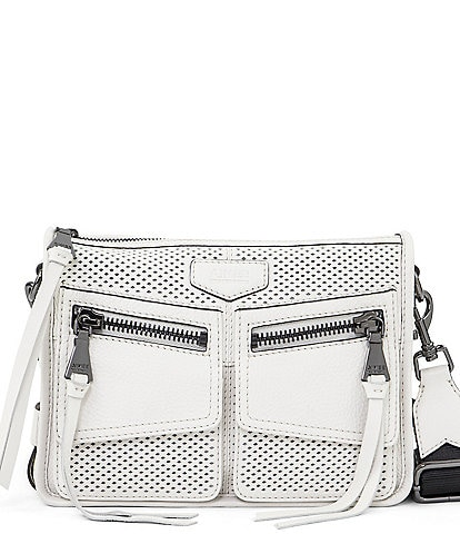 Aimee Kestenberg Road Trip Leather Crossbody Bag