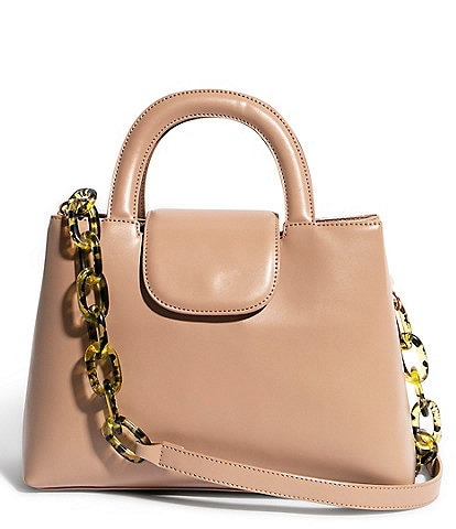 House of Want Snack Top Handle Satchel Bag