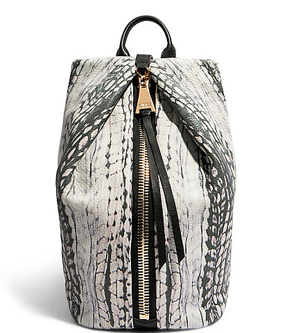 Aimee Kestenberg Tamitha Printed Leather Backpack