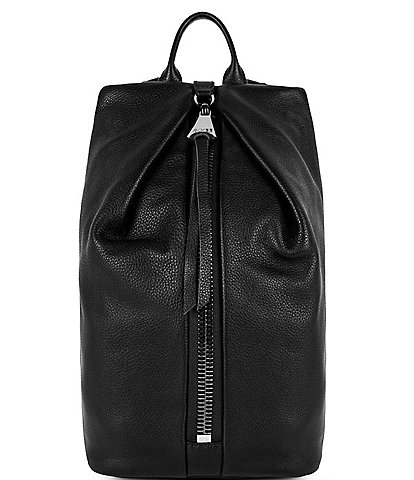 Aimee Kestenberg Tamitha Zip Leather Backpack