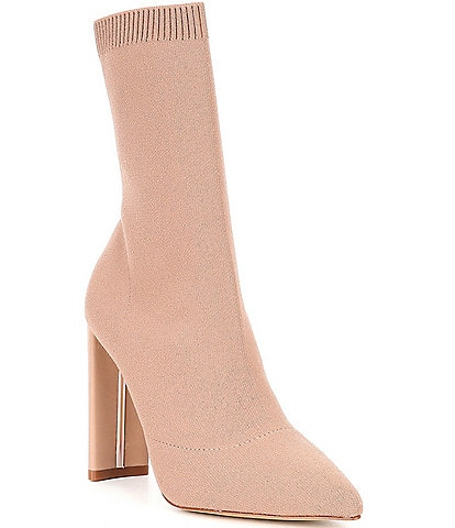 ALDO Deludith Stretch Fabric Sock Booties