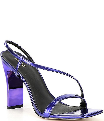 ALDO Giulia Square Toe Dress Sandals