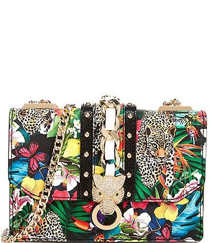 ALDO Rheana Animal Print Crossbody Bag